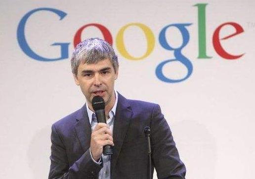 谷歌联合创始人拉里·佩奇辞去首席执行官职位 桑达尔·皮查伊接任