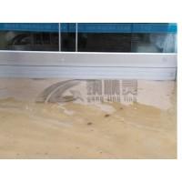 湖北铝合金挡水板 地铁防汛挡水板 武汉地下车库挡水板