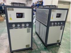 压延机滚筒冷却用水循环式冷冻机