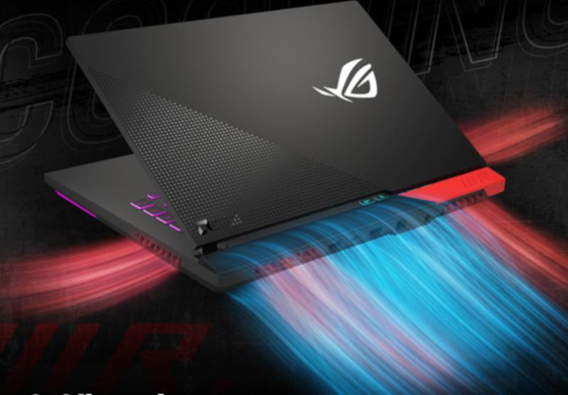 ROG魔霸5R开售首发12999元 搭建A+A平台 首发双液金散热