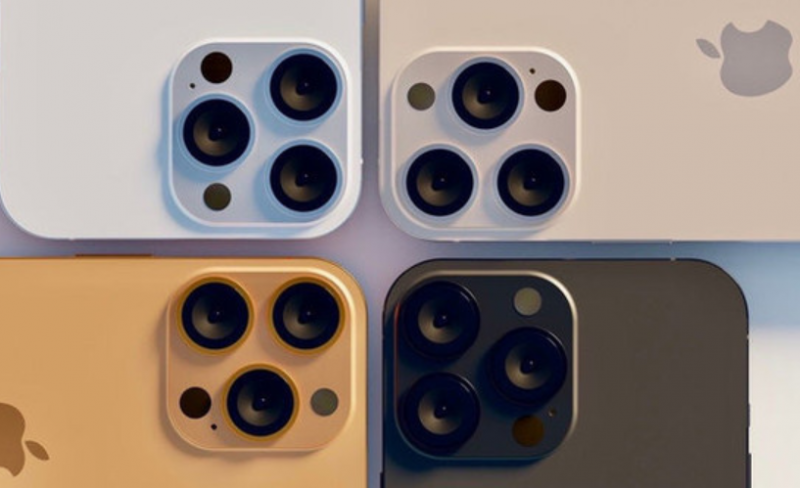 外媒 苹果iPhone 13系列机型将提供四种颜色 顶配版价格有望突破15000元